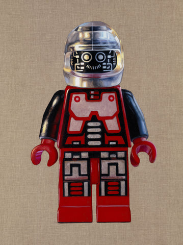 LEGO Droid, Joe Simpson - CultureLabel