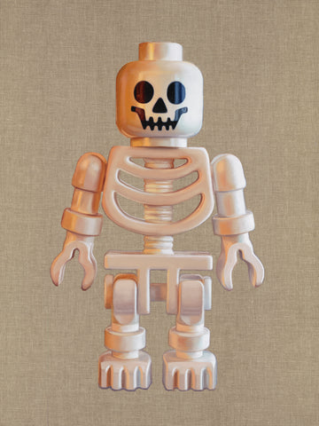 LEGO Skeleton, Joe Simpson