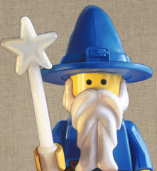 LEGO Wizard, Joe Simpson Alternate View