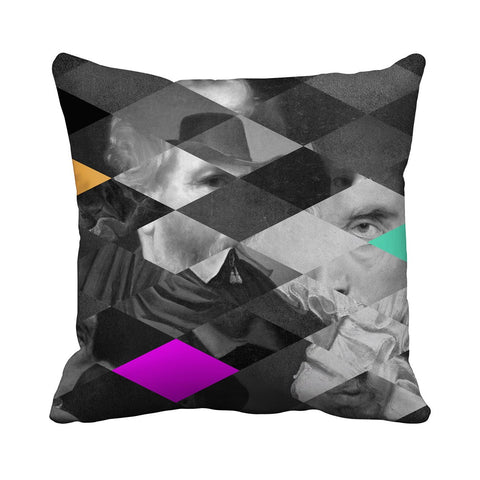Lords and Masters Cushion - CultureLabel