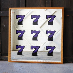 Purple Sevens, Form + Beyond