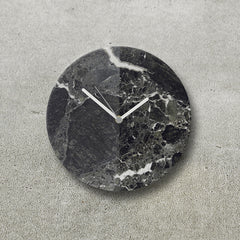 Marble Moon Clock, David Weatherhead