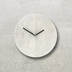 Marble Moon Clock, David Weatherhead Alternate View