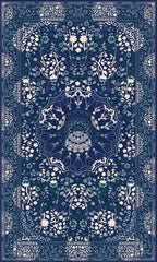 Midnight Moods Rug, Mineheart Alternate View