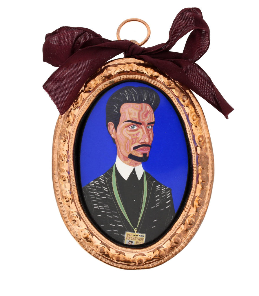 The Earl of Essex Miniature, Grayson Perry - CultureLabel - 2