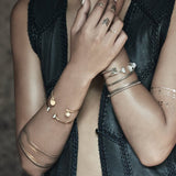 Sami Coin Bangle, No 13 - CultureLabel - 2