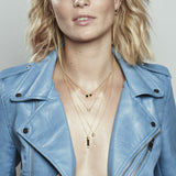 Smoky Quartz Cylinder Necklace, Lee Renée - CultureLabel - 4