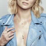 Smoky Quartz Cylinder Necklace, Lee Renée - CultureLabel - 2