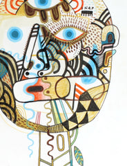 Modern Shaman 3, David Shillinglaw Alternate View