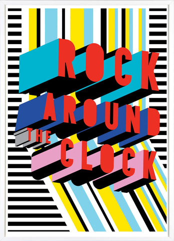 Rock Around The Clock, Outline Editions - CultureLabel