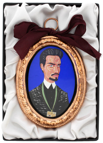 The Earl of Essex Miniature, Grayson Perry Alternate View