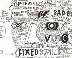 My Bad Eye, David Shillinglaw Alternate View