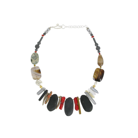 Black Agate Necklace, The British Museum - CultureLabel - 1