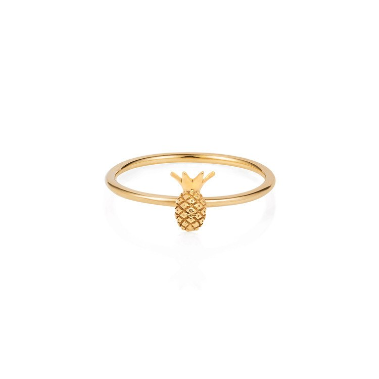 Tiny Pineapple Ring, Lee Renée - CultureLabel - 1