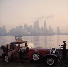 New York Picnic, Slim Aarons Alternate View