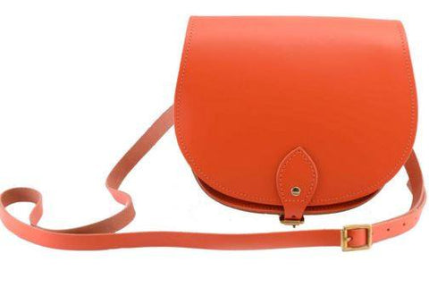 The Orange Saddle Bag, N'Damus - CultureLabel - 1