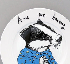 Are We Having Pancakes? Side Plate, Jimbobart Alternate View