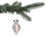 Florence Badger Christmas Tree Decoration, Jimbobart - CultureLabel - 3