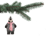 Joseph Penguin Christmas Tree Decoration, Jimbobart - CultureLabel - 3