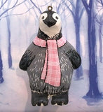 Joseph Penguin Christmas Tree Decoration, Jimbobart - CultureLabel - 2