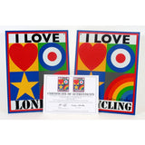 I Love London, Peter Blake - CultureLabel - 4