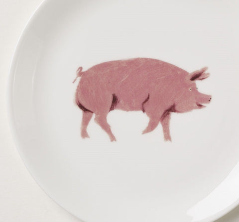 Pig Plate, Holly Frean Alternate View