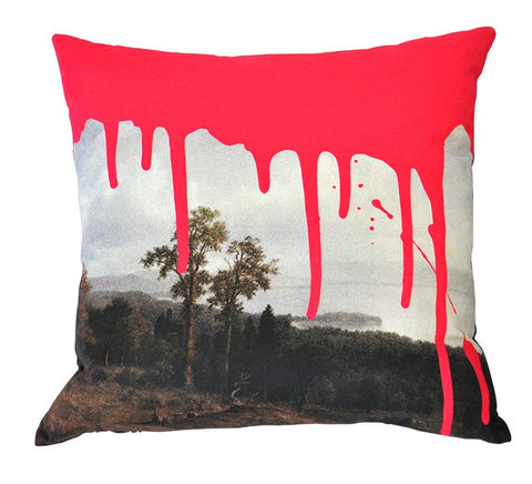 Artistic Cushion Pink - CultureLabel