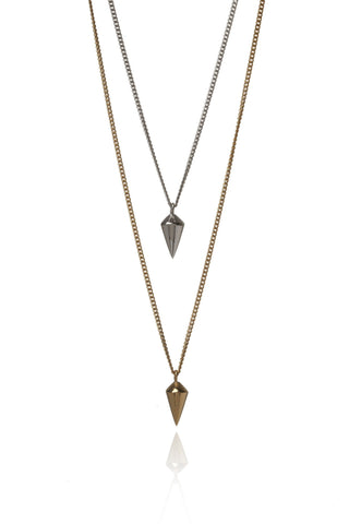 Spike Necklace, Ros Millar