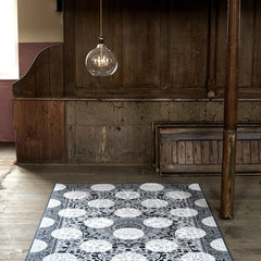 Monochrome Magic Rug, Mineheart