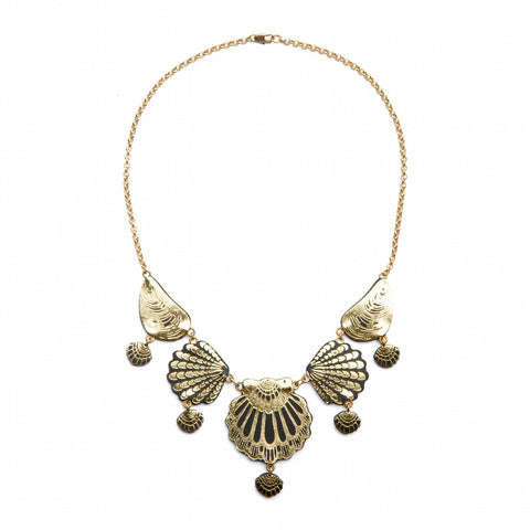 Siren Princess Necklace, Rosita Bonita - CultureLabel - 1