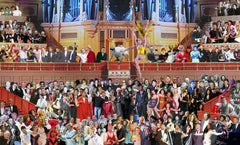 Appearing at the Royal Albert Hall, Sir Peter Blake Alternate View
