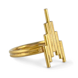 Mini Skyline Ring, Marcia Vidal - CultureLabel