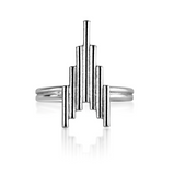 Mini Skyline Ring, Marcia Vidal