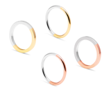 Two Tone Stacking Band, Myia Bonner