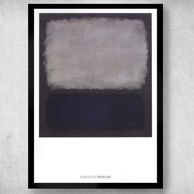 Blue & Gray, Mark Rothko - CultureLabel