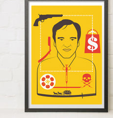 Directors Cut - Tarantino, Needle Design Alternate View