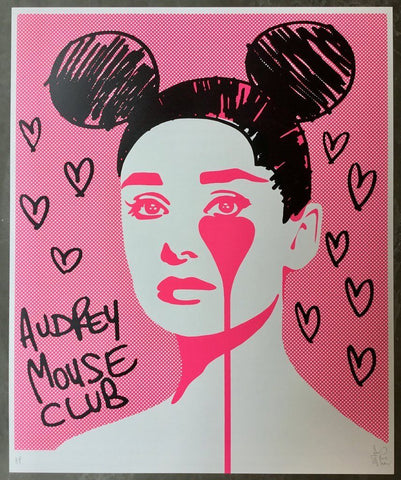 Audrey Mouse Club, Pure Evil