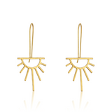 Sunburst Earrings, Marcia Vidal - CultureLabel