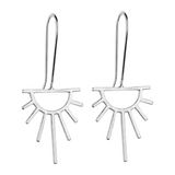 Sunburst Earrings, Marcia Vidal