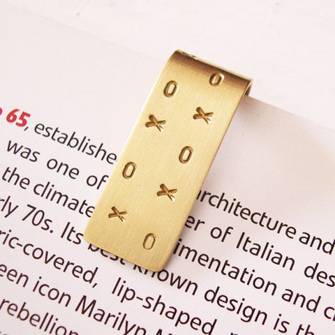 XOX Bookmark, Sally Lees