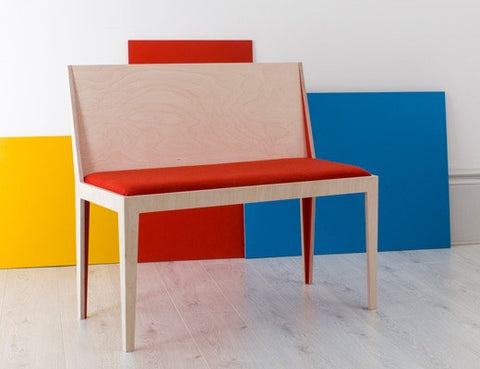 Ply Bench SB01-2, Baines&Fricker - CultureLabel - 1