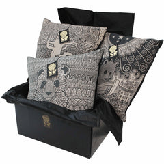 Set of 3 Cushions, Andy Wilx