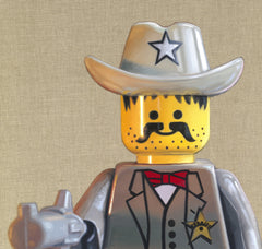 LEGO Sheriff, Joe Simpson Alternate View