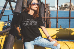 Dream Machine Unisex T-Shirt, David Shillinglaw x Mind