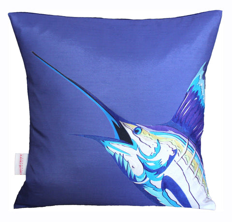 Sailfish Cushion, Chloe Croft - CultureLabel