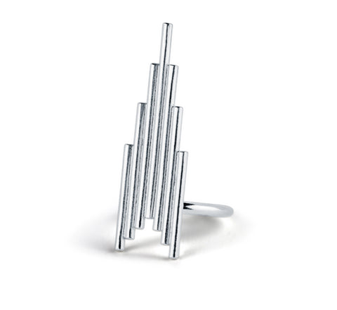 Skyline Ring, Marcia Vidal