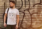 Piece Of Mind Unisex T-Shirt, David Shillinglaw x Mind