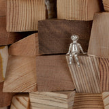 Town Squared, Stephanie Ray - CultureLabel - 3 (Close Up- Sitting Figure)