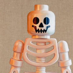 LEGO Skeleton, Joe Simpson Alternate View