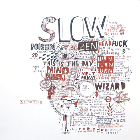 Slow Poison, David Shillinglaw